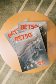 BÉT50 publication 2018